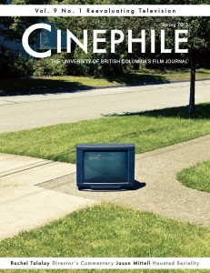 Cinephile 9.1 Cover