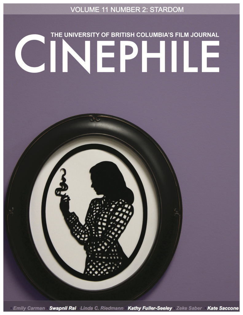Cinephile Pg. 1